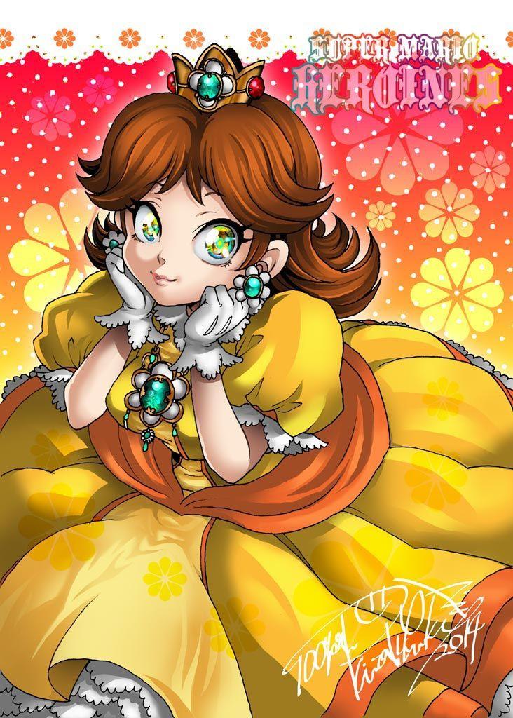 Are perfect princess daisy gelbooru rod here
