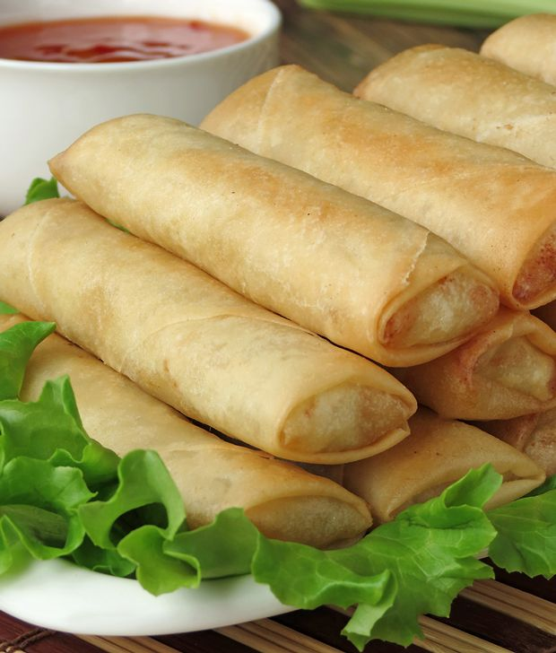 how to make egg rolls with spring roll wrappers