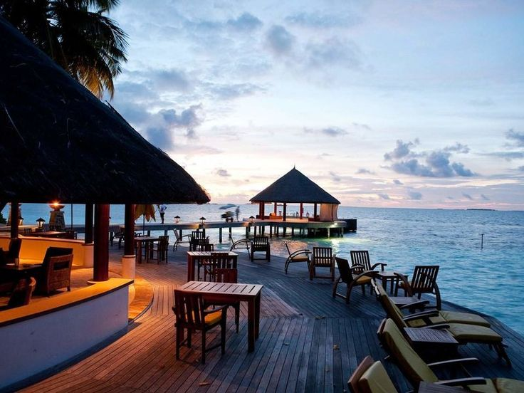 Best Angsana Ihuru Maldives Resort Spa Images On Pinterest - Angsana velavaru resort surrounding by blue waters with tropical and contemporary styles maldives