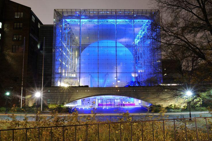 Hayden Planetarium | Nova York