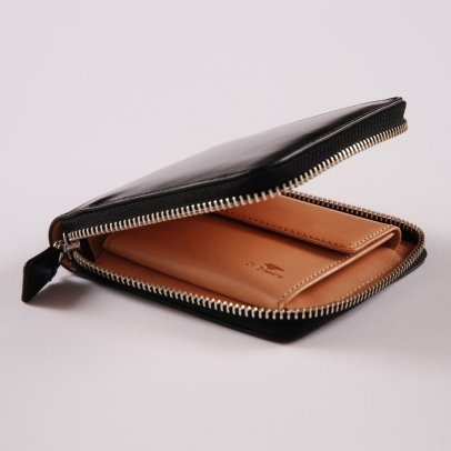 Il Bussetto Large Zip Wallet