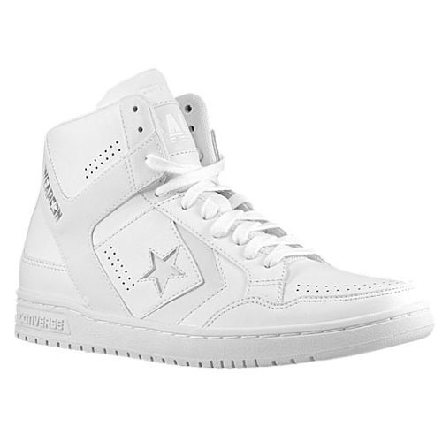 New Converse Basketball Shoes | Converse Weapon 86 - Men's - Basketball - Shoes - White/Green