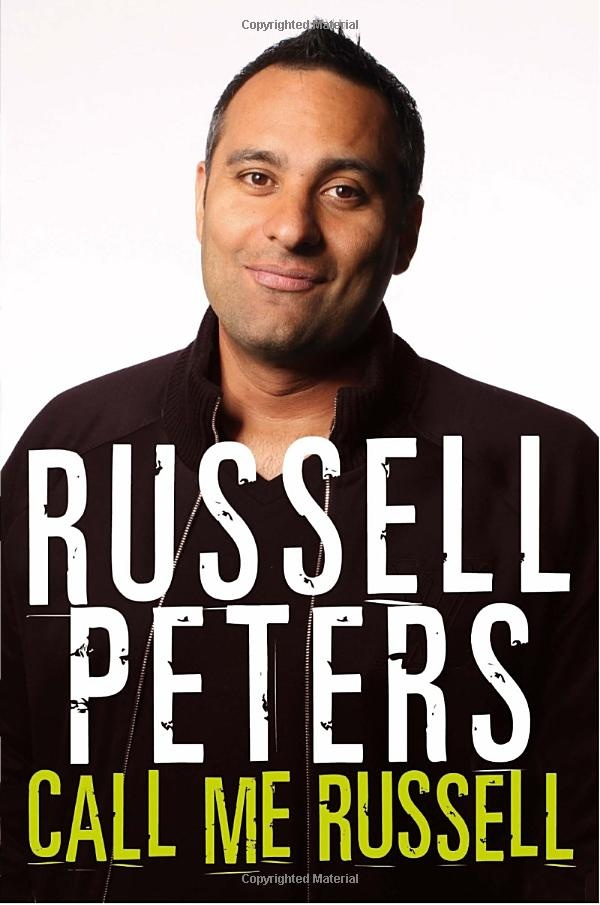 Canadian Comic Russell Peters is hilarious.