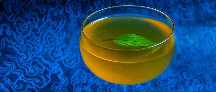 Herb is the word: TT Drinks Editor Jim Meehan gets inspired by lemon basil to create a perfect-for-summer whiskey cocktail that may have you doing an Irish Jig.