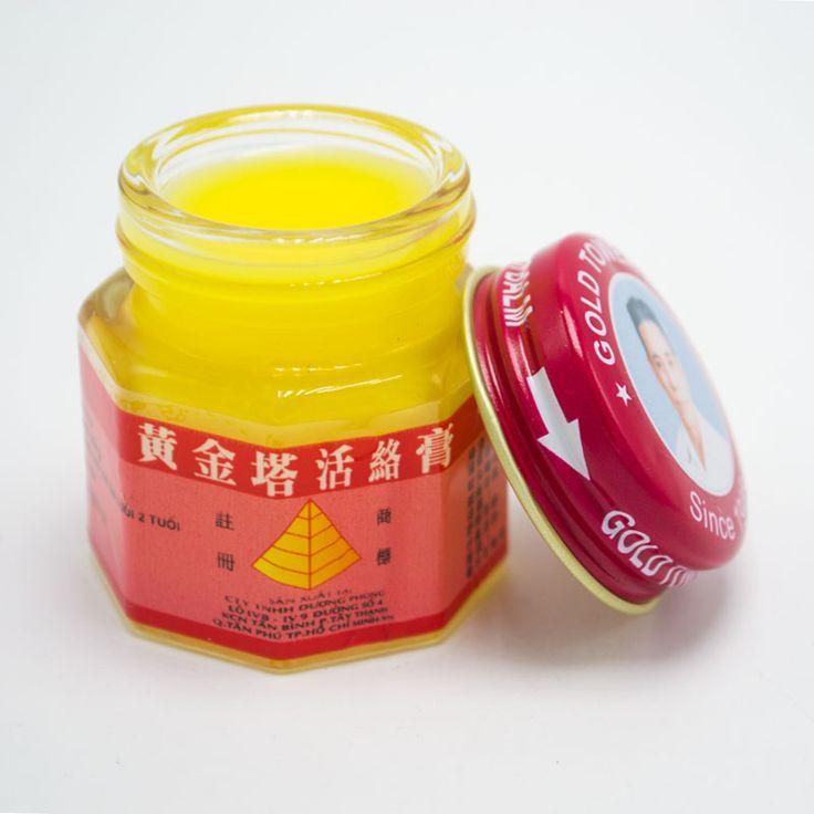 Vietnam Gold Tower balsamo crema attiva 20g medicina artrite dolori muscolari Sollievo Dal Dolore Gesso
