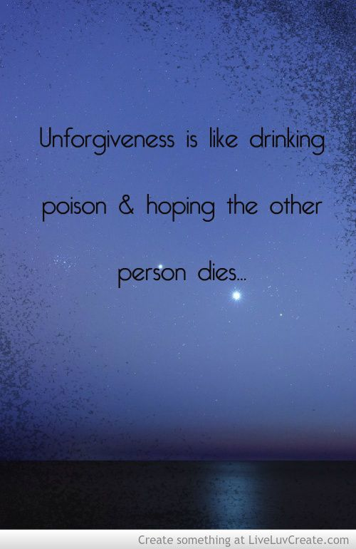 Unforgiveness Quotes. QuotesGram