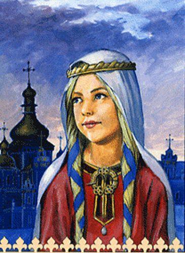 anne de kiev la petite princesse des neiges anna of kiev