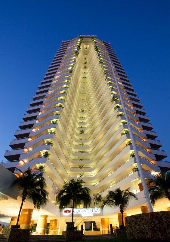 Espectacular Arquitectura´- Hotel en Acapulco.