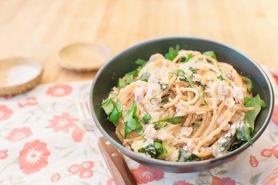 ... see more 4 1 zucchini summer paella naturally ella naturallyella com
