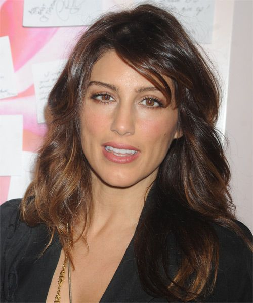 Jennifer Esposito Hairstyle | Hairstyles for Round Face ... Jennifer Esposito