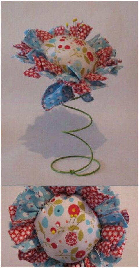 Spring Pin Cushion