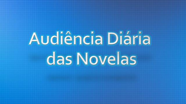 REDE ALPHA TV   ALÉM DO TEMPO   A REGRA DO JOGO: AUDIÊNCIAS DAS NOVELAS   Novelas da Globo - 16/02/...