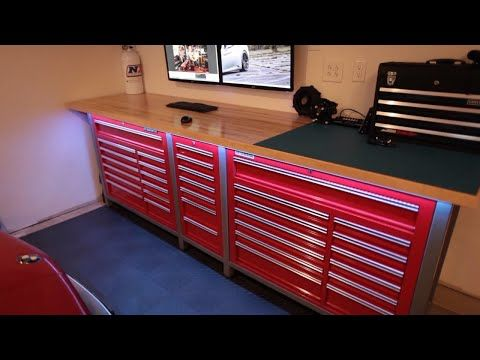 Toolbox Tours Twin 44 Quot Harbor Freight Boxes In Custom
