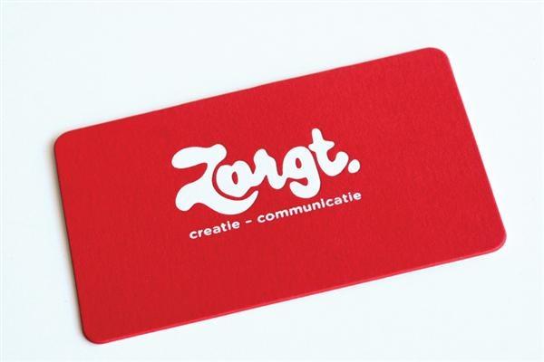 Rens Dekker | Logo, visuele identiteit & huisstijl ontwerp / Logo design & visual identity - Zorgt Communicatie