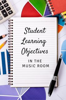 Looking for strategies for implementing SLO's, or Student Learning Objectives, in the Kodaly-inspired classroom? This blog post includes suggestions for pre-tests, post-tests, tracking data, and more!