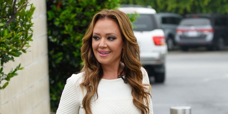 Leah Remini Doesn't Hold Back in Revealing New Scientology Interview