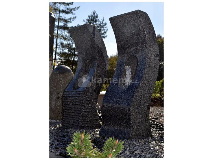 Žulová fontána oko je vyrobená z přírodního kamene. Můžete ji použít v interiéru…