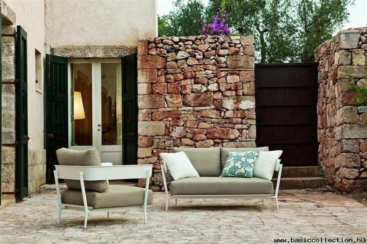 Basic Collection, Aikana 202B #design #outdoor #sofa #furniture #cushion #upholstery #summer