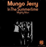 In the Summertime (Mungo Jerry song) - Wikipedia, the free encyclopedia