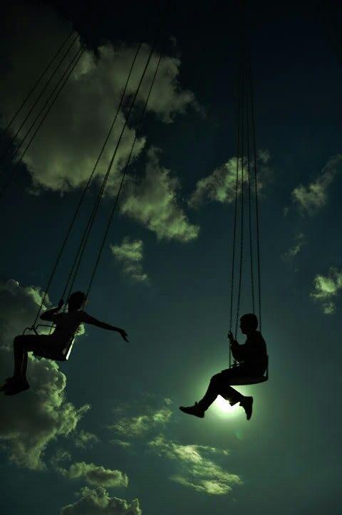 """""""La vertigine non è paura di cadere ma voglia di volare!""""  -Jovanotti- (Mi fido di te)"""