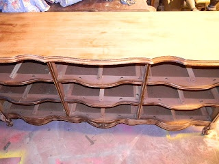 Chrissie's Collections: How I Paint Furniture
