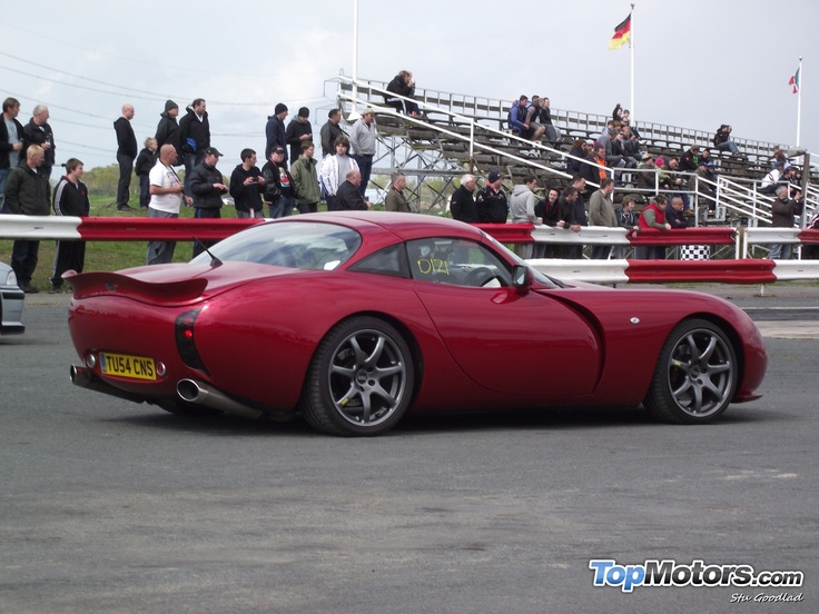 Loads Of Love For A TVR