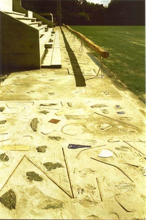 Campo de Fútbol da Veiga  Carlos Pita Abad   Cabanas (2004)