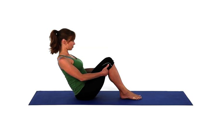 Modified Boat Pose Losing weight after pregnancy is a unreachable dream for many women. Some people doesn't have time to do the weight loss after pregnancy workout programs.Some people doesn't take efforts to get tummy tuck after pregnancy. This yoga is b