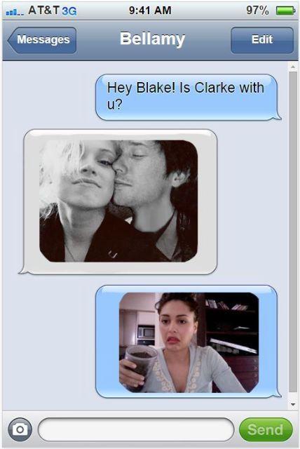 This Bellarke fan-fiction is between Bellamy and Clarke where Clarke … #fanfiction Fanfiction #amreading #books #wattpad