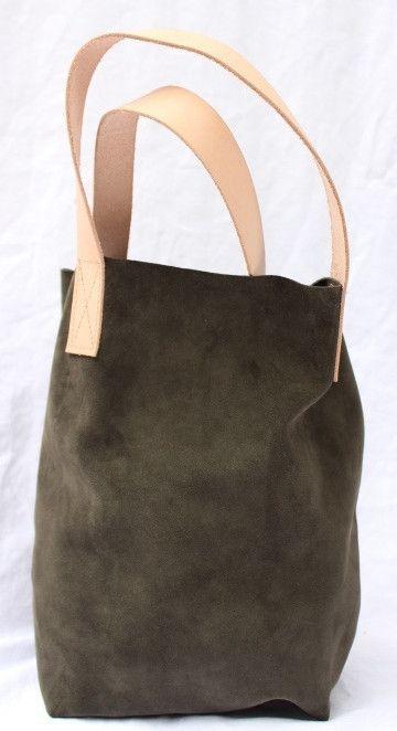 Little Lara Bag #bag #handbag #leather #shoulder-bag #suede