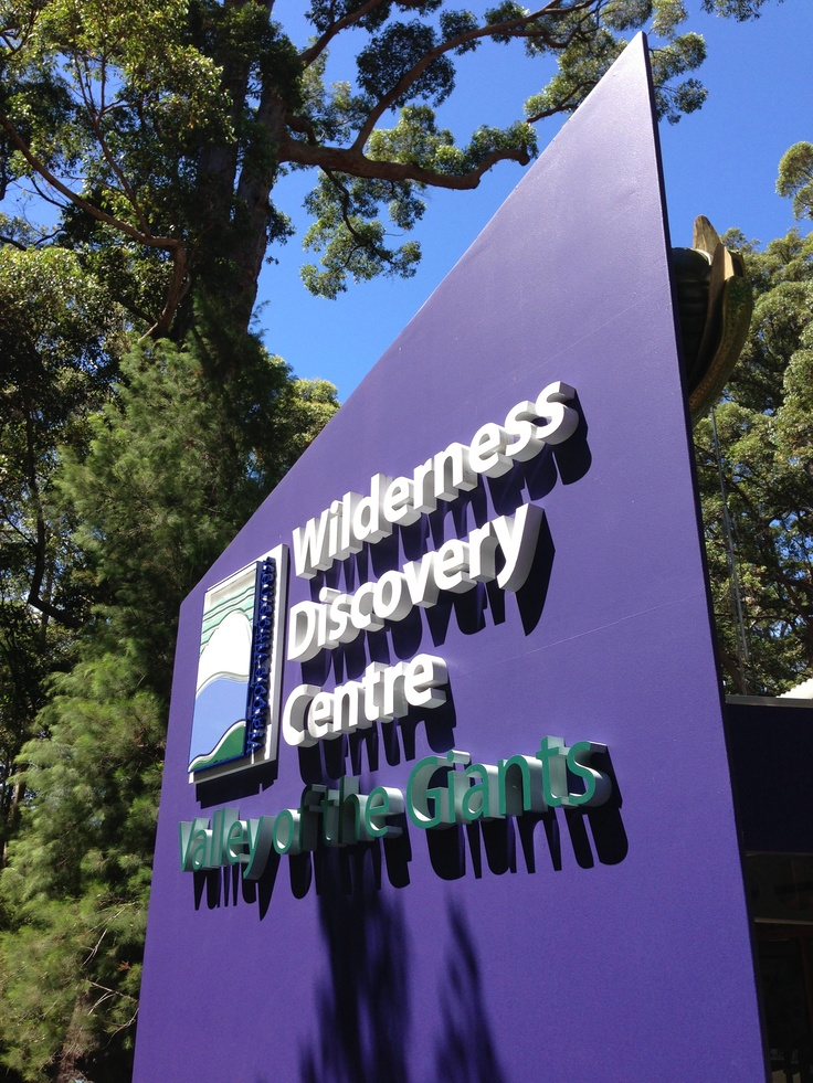 Wilderness Discovery Centre at the Valley of the Giants, Denmark, Western Australia