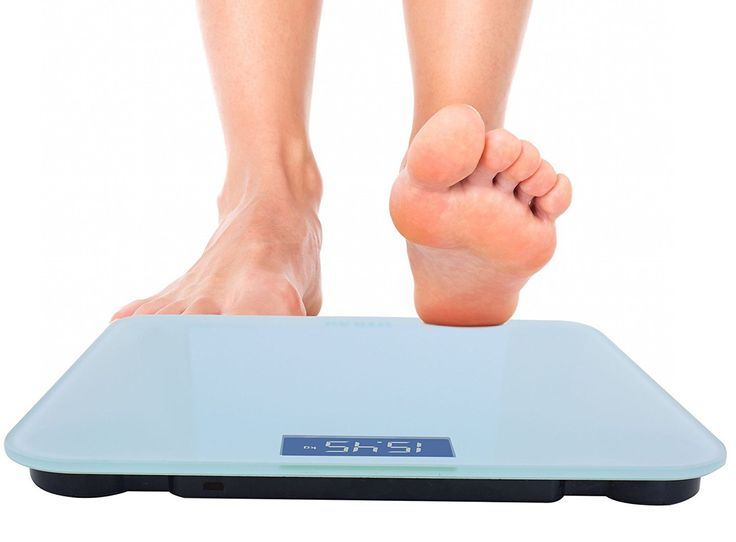 LITTLE BIG LIFE: Best small size digital bathroom scale for a boat bathroom! Try it here!