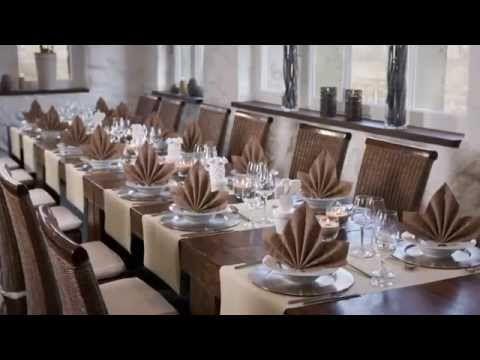 Servietten Falten: Stern für Weihnachten - DIY Tischdeko - Weihnachtsdeko - YouTube