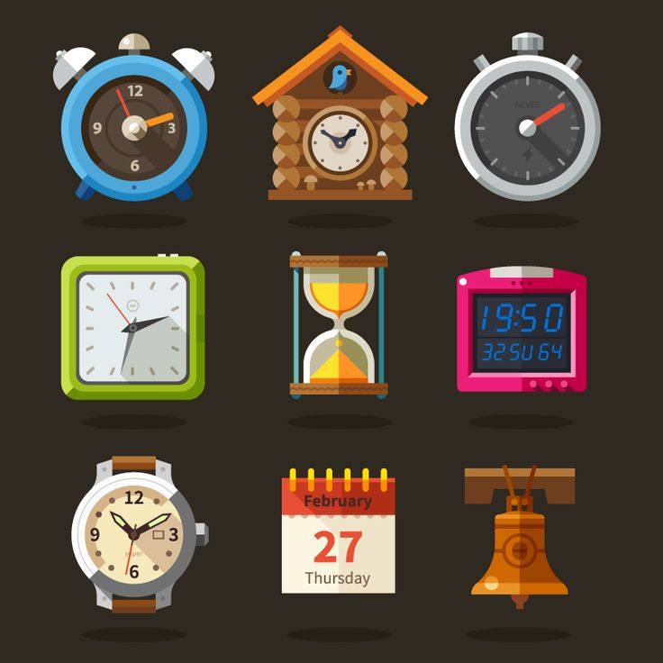 Dribbble - time.jpg by Beresnev