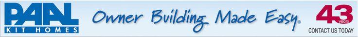 Kit Homes By PAAL || Easy to build Steel Frame Kit Homes & Modular Homes Australia wide - NSW, Victoria, QLD, WA, SA, NT & Tasmania