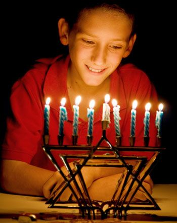 If you have a child that is curious about other cultures and customs, or one who wants to get closer to his own roots, help him learn about the history of Hanukkah with this quick slideshow rundown of the holiday.