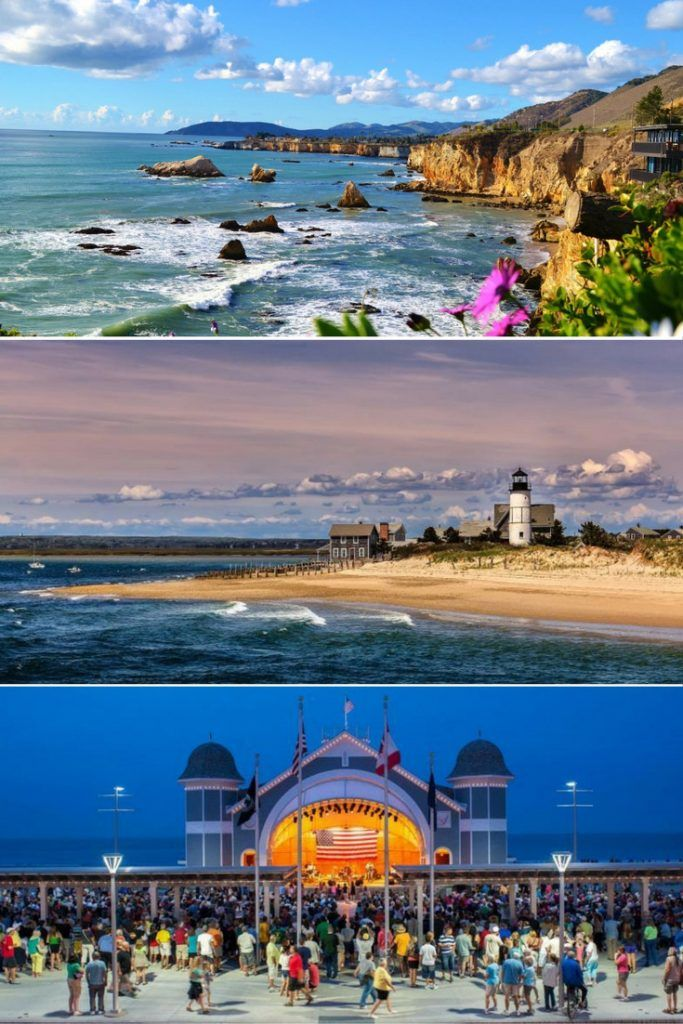 14 Beautiful Little Beach Towns In The Usa Tripadvisor Vacation Als