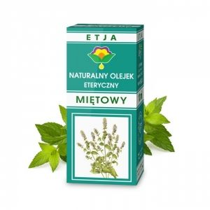 Eteryczny Olejek Miętowy 10 ml ETJA