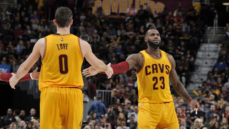 Love, Irving Lead Cavaliers To 128-90 Rout Of Mavericks | Kevin Love scored 27 points, Kyrie Irving added 25, and the Cleveland Cavaliers led by as many as 45 points in a 128-90 rout of the Dallas Mavericks on Friday night on 25th November 2016.  Love hit seven 3-pointers while Irving, who made his first 10 shots, scored 19 points in the first quarter. Irving's big quarter came two nights after Love scored an NBA-record 34 in the first against Portland. | 2016-11-26
