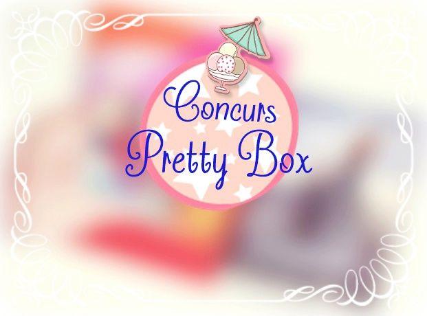 Eva Luna: Concurs Pretty Box