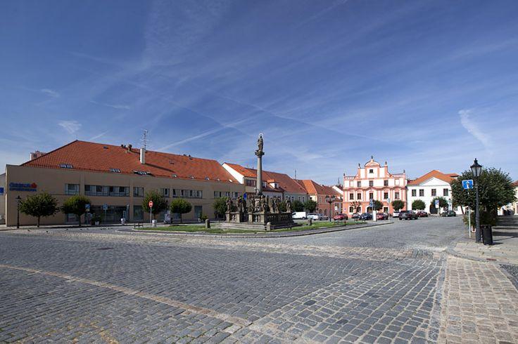 Písek - Aleš Square