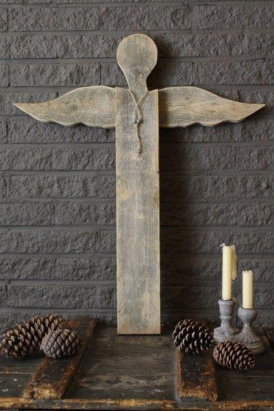Engel van sloophout