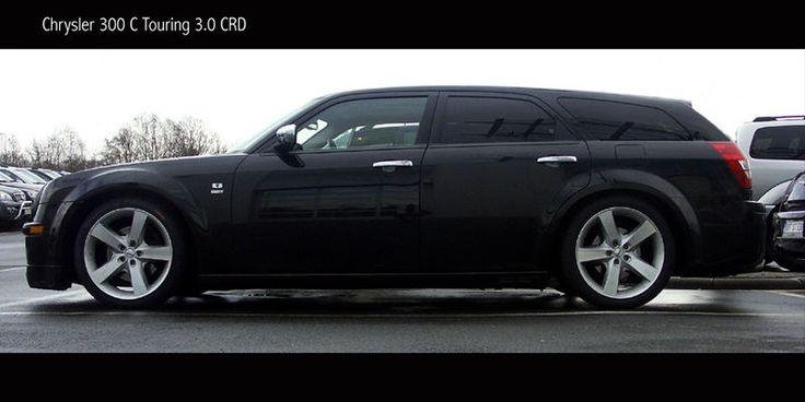 Chrysler 300 C Touring 3.0 CRD von Georg Kurek