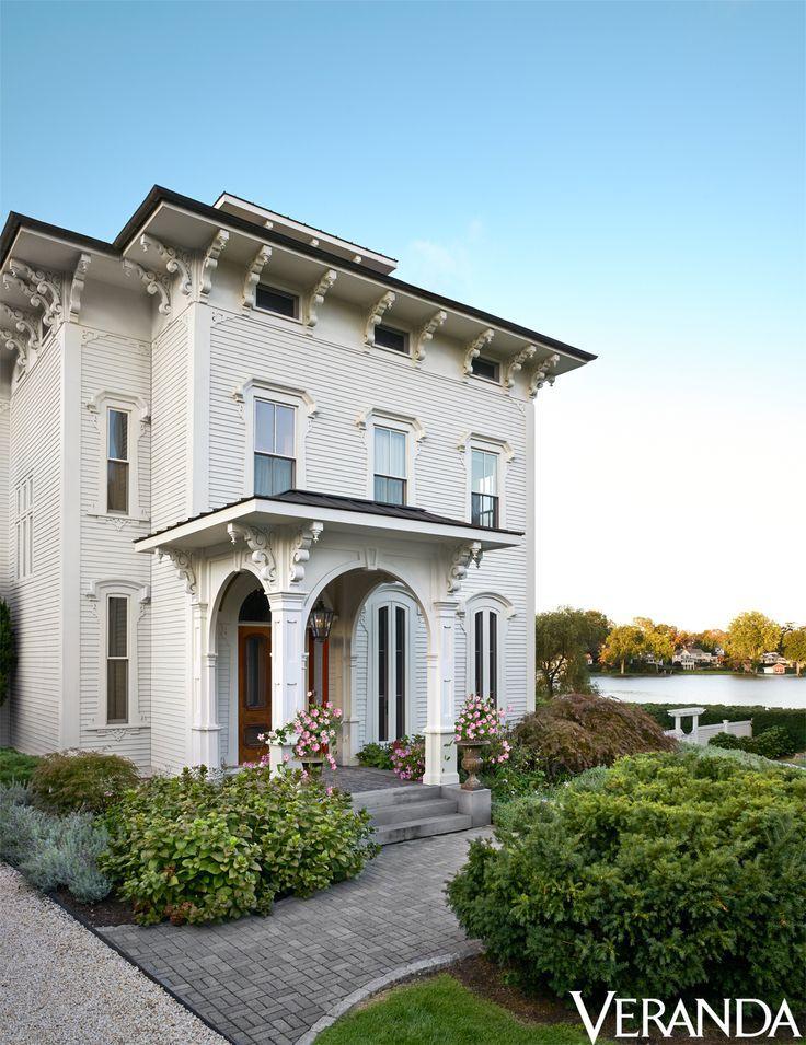 22 Beautiful House Exteriors House Exterior DesignWhite