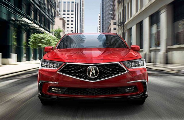 2020 Acura Rlx Will Be Inspired By The Precision Concept Acura