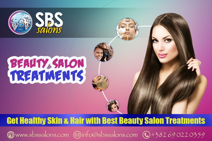 Get Healthy Skin & Hair with Best Beauty Salon Treatments