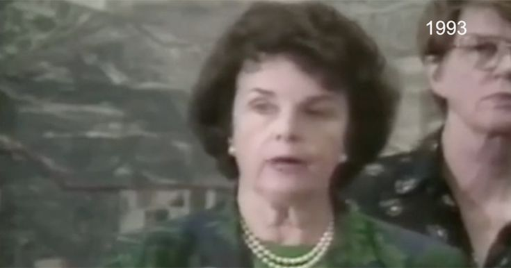 Feinstein Flashback: 'Day When America Could Be the Welfare State for Mexico Is Gone'