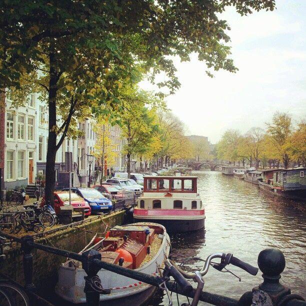 !Vintage Duygular!: Amsterdam & Venlo Seyahati - 1