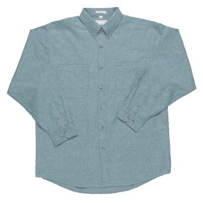 Embroidered Long Sleeve Green Chambray Business Shirt Min 25 - 100% Cotton, Comfort Fit, One Pen Pocket and Two Chest Pockets, Twin Stitched in Green, Tortoise Shell Buttons, Green Chambray Fabric. http://www.promosxchange.com.au/embroidered-long-sleeve-green-chambray-business-shirt/p-1402.html