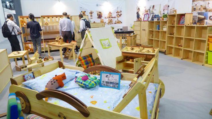 Soopsori, soopsori furniture, International Furniture Fair Singapore 2014, furniture fair, eco-friendly, eco friendly, natural wood, wooden toys, wooden furniture, children's furniture